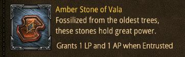 amber vala stone