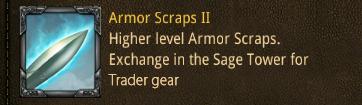 armor scraps II