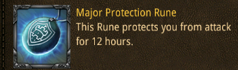 bat major protection rune