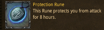 bat protection rune