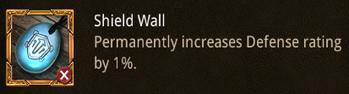bat shield wall