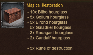 chest magical restoration