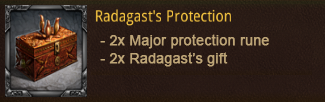 chest radagast protection