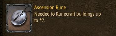 con ascension rune