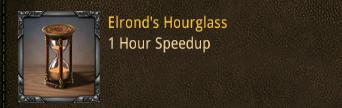 glass elrond