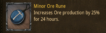 rss minor ore
