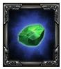 crimson crystal