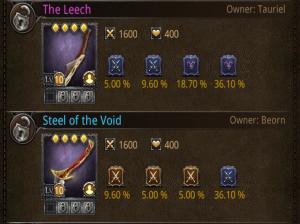 armor gems view
