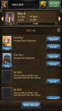 hero skill tab